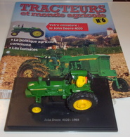 Tracteurs Et Monde Agricole N° 6 : Le John Deere 4020 - Autres Collections