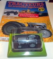 Tracteurs Et Monde Agricole N° 33 : Le Ford Ferguson 9N - Autres Collections