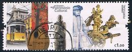 Portugal - Année Européenne Du Patrimoine Culturel (année 2018) Oblit. - 1910-... République
