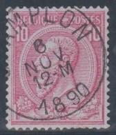 N° 46 - Champlon - 1884-1891 Leopoldo II