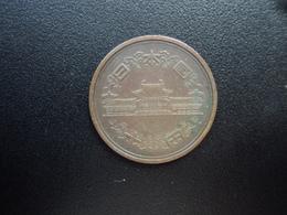 JAPON : 10 YEN An 36 * (1961)  Y 73a    SUP Patiné - Japan