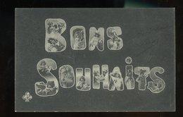 CPA: - BONS SOUHAITS - (MULTI-VUES D'ENFANTS) - - Other