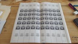 LOT 408207 TIMBRE DE COLONIE TAAF NEUF** FEUILLE BLOC - Colecciones & Series