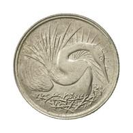 Monnaie, Singapour, 5 Cents, 1980, Singapore Mint, TTB, Copper-nickel, KM:2 - Singapour