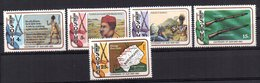 Serie Nº 390/4 Lesotho - Lesotho (1966-...)