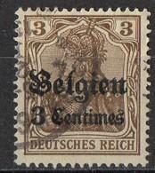 PIA - BEL - 1914 - OCCUPAZIONE TEDESCA - (Yv 1) - Army: German