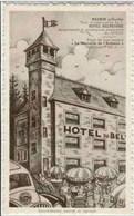 NADRIN S/OURTHE - Tour D'Observation De L'Hôtel Belvédère - Houffalize