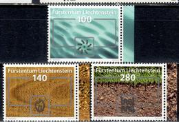 FL+ Liechtenstein 2010 Mi 1566-68 Mnh Erneuerbare Energie - Liechtenstein