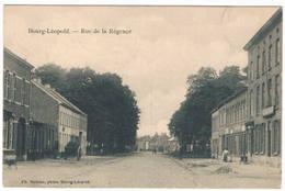 Bourg-Léopold - Rue De La Régence 1911 (Geanimeerd) - Leopoldsburg