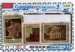 EUROPE:#RUSSIA#USSR# LENIN# #COMMEMORATIVE#COMPLETE SET#1950># (USR-250S-2) (08) - 1923-1991 URSS