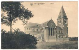 Bourg-Léopold - L'église 1914 - Leopoldsburg