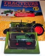 Tracteurs Et Monde Agricole N° 17 : Le Fendt F24 - Other Collections