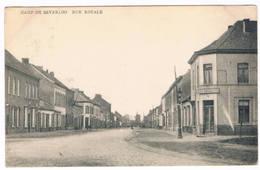 Camp De Beverloo - Rue Royale 19..  (Geanimeerd) - Leopoldsburg