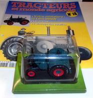 Tracteurs Et Monde Agricole N° 18 : Le Lanz D8506 - Autres Collections