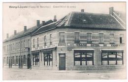 Bourg-Léopold - Grand Hôtel Du Camp 1912 - Leopoldsburg