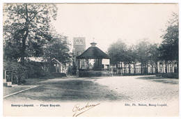 Bourg-Léopold - Place Royale 1905 - Leopoldsburg