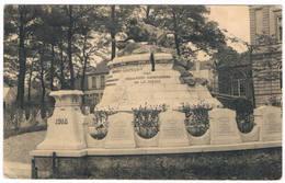 Bourg - Léopold - Monument 1924 (2 Scan's) - Leopoldsburg