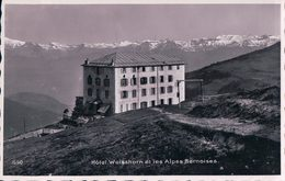 Val D'Anniviers, Hôtel Weisshorn VS (1550) - VS Wallis