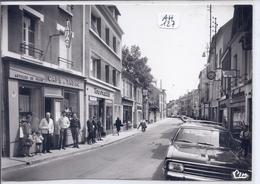 LIZY-SUR-OURCQ- LA RUE JEAN-JAURES - LE CAFE-TABAC-  CIM CC 12 - Lizy Sur Ourcq