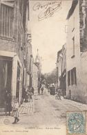 CARTE POSTALE D' AUBIGNY - Aubigny Sur Nere