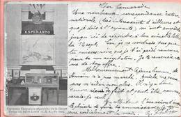 Espéranta Ekpozicio Organizita De La Grupo Pariza En Saint-Louis (U S A) En 1904 Espéranto Pub Anti Alcool Dos - St Louis – Missouri
