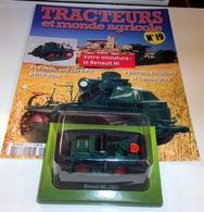 Tracteurs Et Monde Agricole N° 19 - Le Renault Hi - 1922-Hachette - Other Collections