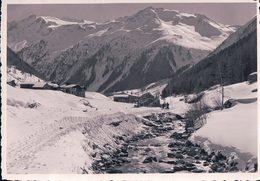 Trient Et Le Glacier Des Grands Sous La Neige VS (1757) 10x15 - VS Valais