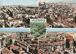 CPSM VALENSOLE - Multivue - Autres Communes