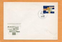 Liechtenstein 1963 FDC - FDC