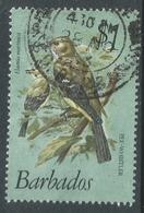 Barbados. 1979 Birds. $1 Used. SG 635 - Barbados (1966-...)
