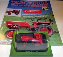 Tracteurs Et Monde Agricole N°20 - Le Güldner G15 - 1967-Hachette - Other Collections