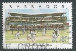 Barbados. 2000 Pride Of Barbados. $1.40 Used.  SG 1161 - Barbados (1966-...)