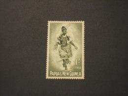 PAPUA - 1958/64 COSTUME  1 Sh.- NUOVI(++) - Papua Nuova Guinea