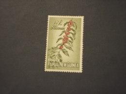PAPUA - 1958/64 COSTUME  5 Sh.- NUOVO(++) - Papua Nuova Guinea