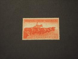 PAPUA - 1958/64 COSTUME  2/5 Sh.- NUOVO(++) - Papua Nuova Guinea