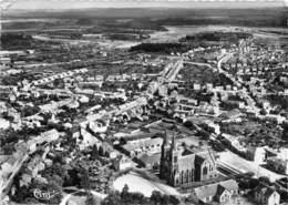 71-LE CREUZOT- VUE AERIENNE SUR ST-HENRI ET LA CITE DE LA MOUILLELONGUE - Le Creusot