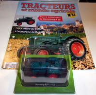 Tracteurs Et Monde Agricole N°21 - Le Hanomag R28 - 1953-Hachette - Other Collections