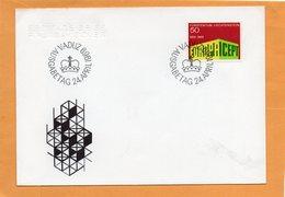 Liechtenstein 1969 FDC - FDC