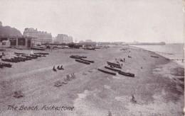AQ63 The Beach, Folkestone - Folkestone