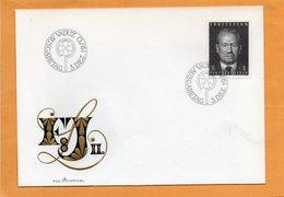 Liechtenstein 1970 FDC - FDC