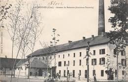 LAVERDINES - Annexe De Remonte (ancienne Sucrerie) - Andere Gemeenten