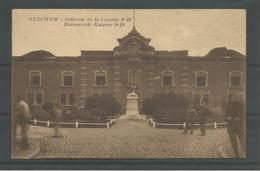 Oude Pk. BERCHEM. Binnenzicht Kazerne  9-10 - Antwerpen