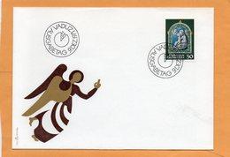Liechtenstein 1971 FDC - FDC