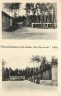 Pologne - Breslau - Wrocław - Reichsarbeitsdienst - Gros-Heidau - Pologne