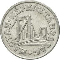 Monnaie, Hongrie, 50 Fillér, 1988, Budapest, TTB, Aluminium, KM:574 - Hongrie
