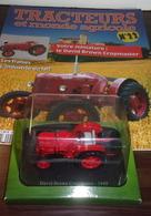 Tracteurs Et Monde Agricole N° 22 - Le David Brown Cropmaster - 1949-Hachette - Autres Collections