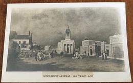 Woolwich Arsenal - 100 Years Ago - Kazerne