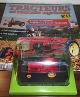 Tracteurs Et Monde Agricole N° 11 : La Babiole Super-babi 203 - 1954 - Hachette - Other Collections