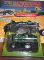 Tracteurs Et Monde Agricole N°12 : Le Field Marshall Serie 3 - 1949-Hachette - Other Collections