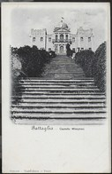 CASTELLO WIMPHEN - BATTAGLIA  - FORMATO PICCOLO - EDIZ VIERBUCHER MILANO - VIAGGIATA DA BATTAGLIA (PD)1900 - Castelli